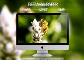 Bee Wallpaper Pack by Eternal-Polaroid