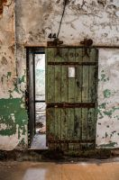 Eastern State Penitentiary Cell 44-460 by Studio5Graphics