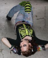 Lil Miss Raver Stock IV by x-Goddess-x