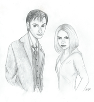Ten and Rose by kristenelizabeth73