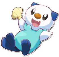 501 Oshawott by SarahRichford