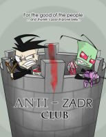 Contest Entry: Anti-ZADR-club by AlfaFilly