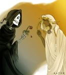 Death and Life by StormBay
