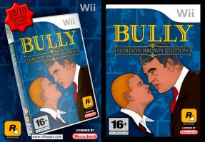 Bully - Gordon Brown Edition by YesOwl