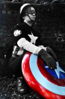 Captain America by SteveRogersCpt