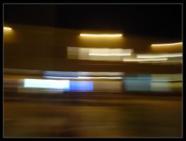 Light in Motion I by Anere