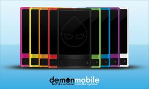 demonmobile - 3G phone by AreoX