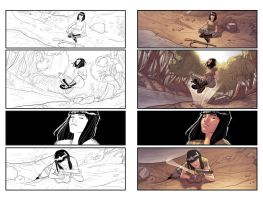 Morning glories 25 page 14 by alexsollazzo
