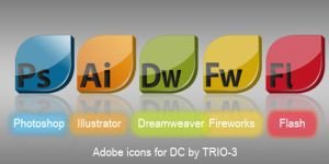 adobe pack icons by TRIO-3