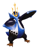 Napoleon, The King Empoleon by sharkjaw