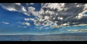 Croatian Sky by marinsuslic