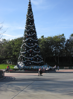 christmas Tree WDW Hollywood Studios 5 by WDWParksGal-Stock