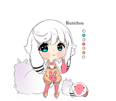[CLOSED] Adoptable auction 001- Dreamcatcher by rurichou