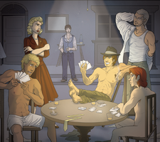 Strip Poker! by NymAulth
