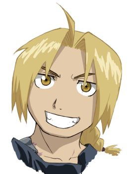 Edward Elric by Horseyperson