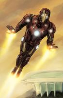 Iron Man 3 by DerekRodenbeck