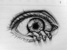The Eye by reigningchaos