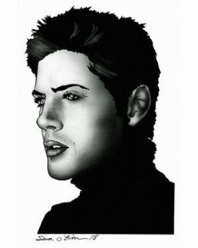 Jensen by the-earthbound-satyr by SPNfans