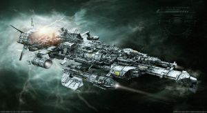 Astral Drifter VL-77 | The Lightning Storm by MarkusVogt