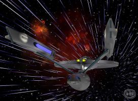 Warp Factor Five II by GlenRoberson
