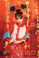 China Doll by milbisous