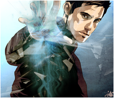 Peter Petrelli - Hero by InvisibleRainArt