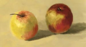 apple study by tombru