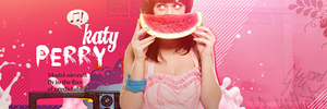 Katy Perry Signature by gerhammer