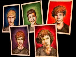 ATC - One Direction by LieutenantDeath