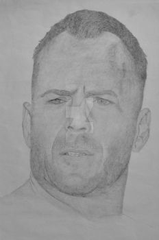 bruce willis by butch-c