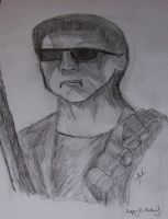 The Terminator by justjuli11