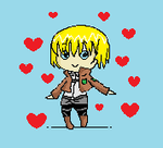 Pixelized Armin. by Kairashima
