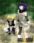 :NH:BT: in the forest... by Saku-shii