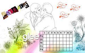 Glee timetable by Ivet-k
