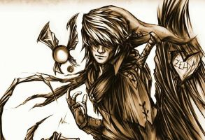 Legend of Zelda - Link by NatiHassansin