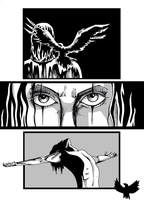The Crow by StoneTheCrow87