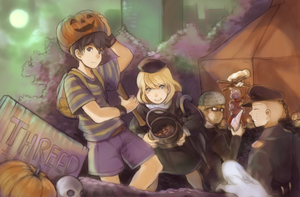 Happy Halloween by 2URIS