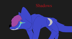Shadows by AlphaWolfDog
