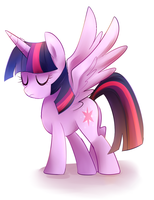 Twilight sparkle by SION-ARA