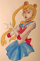REQUEST: Sailor Moon - I Shall Punish You by TEAofeyes
