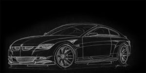 BMW Z9 concept sketch by yamell