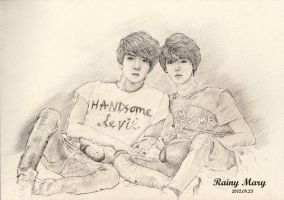 HunHan #1 by RainyMary