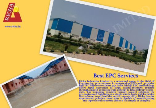 Best EPC Services by richaindustry