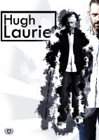 Hugh Laurie by amit55