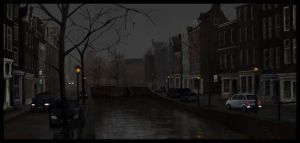 A miserable day in Amsterdam by Happy-Mutt