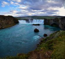 Godafoss by Dae-Thalin