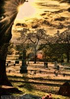 Cemetery 2 by KrazyKcPhotography