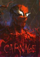 Carnage by crazypalette