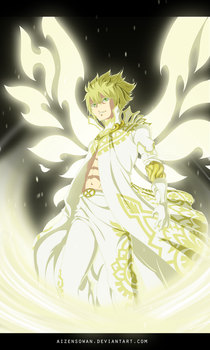 Fairy Tail 532 - Zeref The White Wizard by AizenSowan