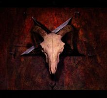 Goat of Mendes by BlackRoseImmortal666